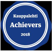 Achievers 2018 stamp
