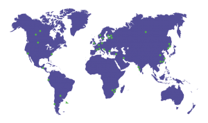 Teknosavo world map
