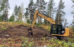 Teknosavo new premises - work has started